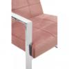 vogue cocktail pink armchair 8