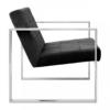 Black Velvet Armchair 2