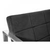 Black Velvet Armchair 4