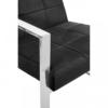 Black Velvet Armchair 6