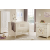Cameo White Painted Cotbed