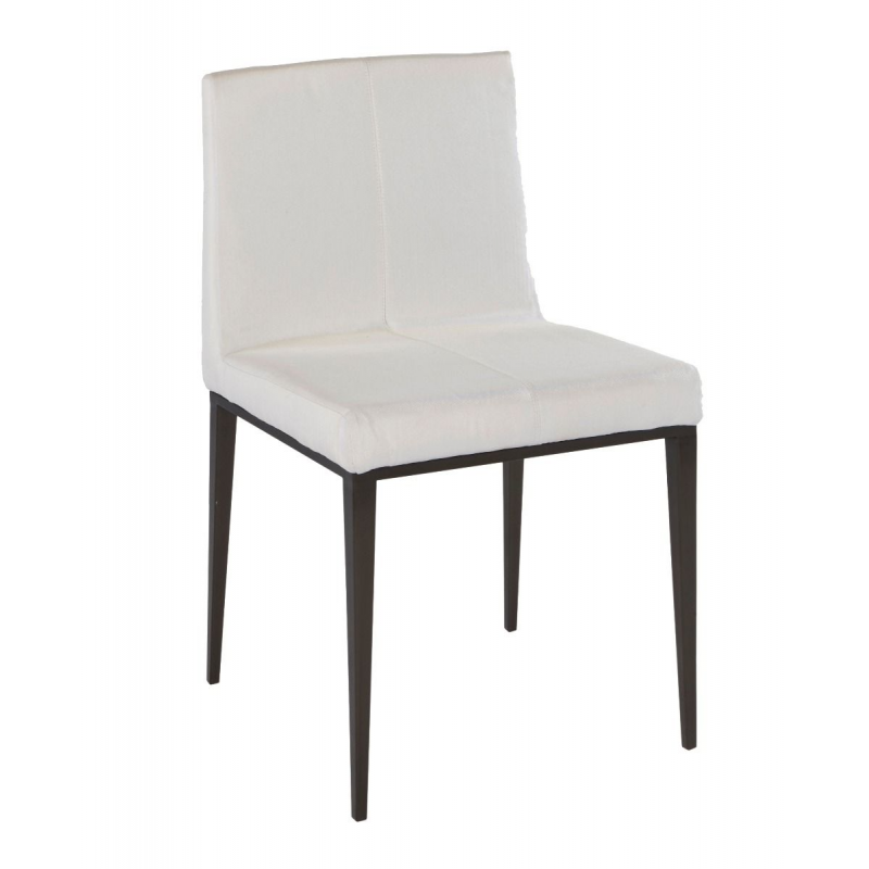 Fitzroy Off White Upholstered Dining Chair
