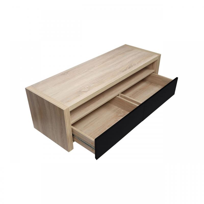 Loki Storage Oak Coffee Table