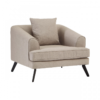 Mylo Natural Fabric Armchair 1