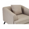 Mylo Natural Fabric Armchair 6