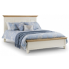 Portland White Painted Traditional Bed Frame