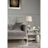 Rena Grey Velvet 3 Seater Sofa 3