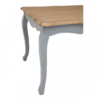 Henley Antique Grey Dining Table 3