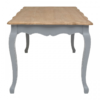 Henley Antique Grey Dining Table 8
