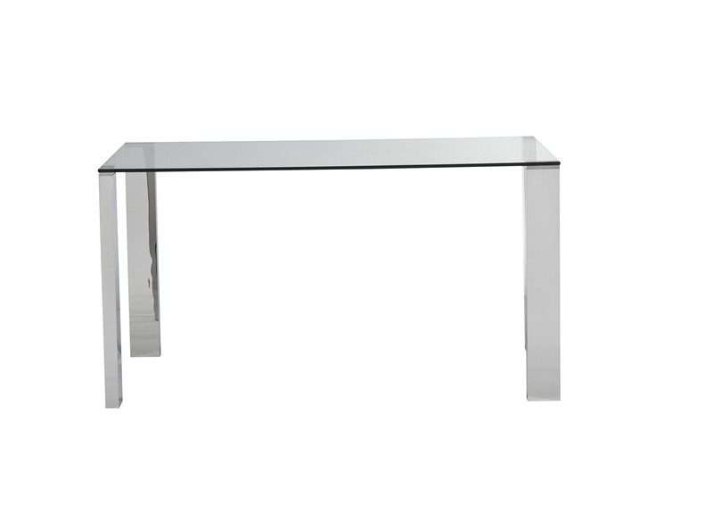 Kansas glass dining table