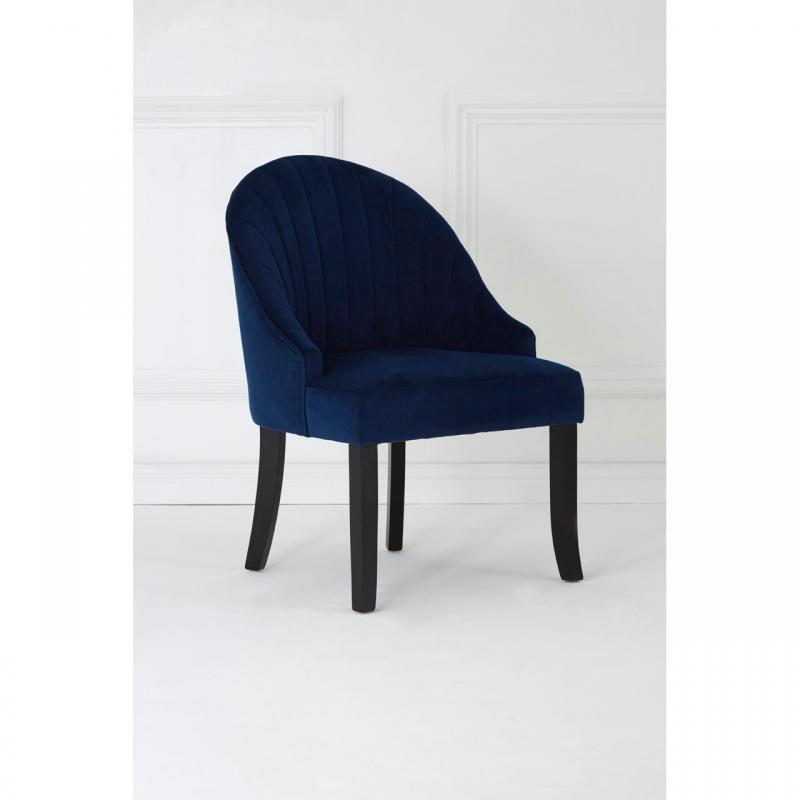 Denby Blue Chair 1