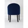 Denby Blue Chair Back 1