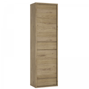 Shetland 2 Door 2 Drawer Narrow Cabinet 1