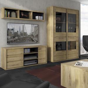 Shetland Storage TV Cabinet 4