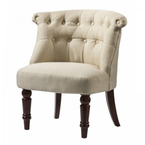 Alderwood Fabric Chair Beige