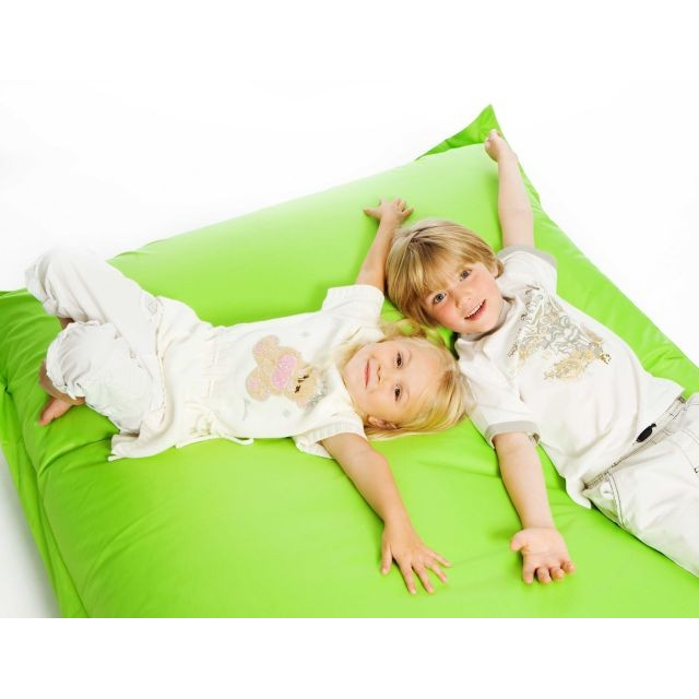 Lime Memory Foam Bean Bag