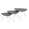 Nest of stone tables
