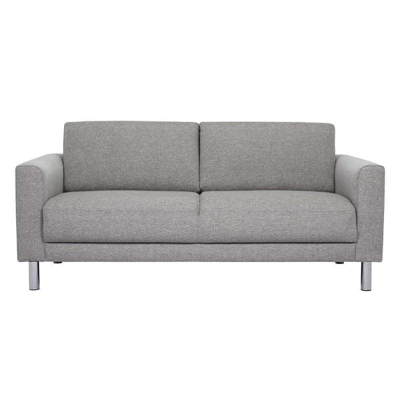 Cleveland 2-Seater Sofa in Nova Light Grey