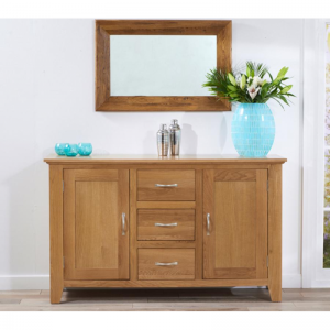 Cambridge 150cm Oak Sideboard