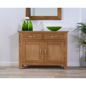 Cambridge 120cm Oak Sideboard