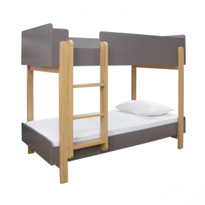 Hero-Bunk-Bed-Grey