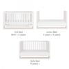 rimini cot bed white 3