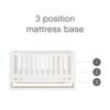 rimini cot bed white 4