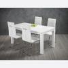 Opus Chair White table