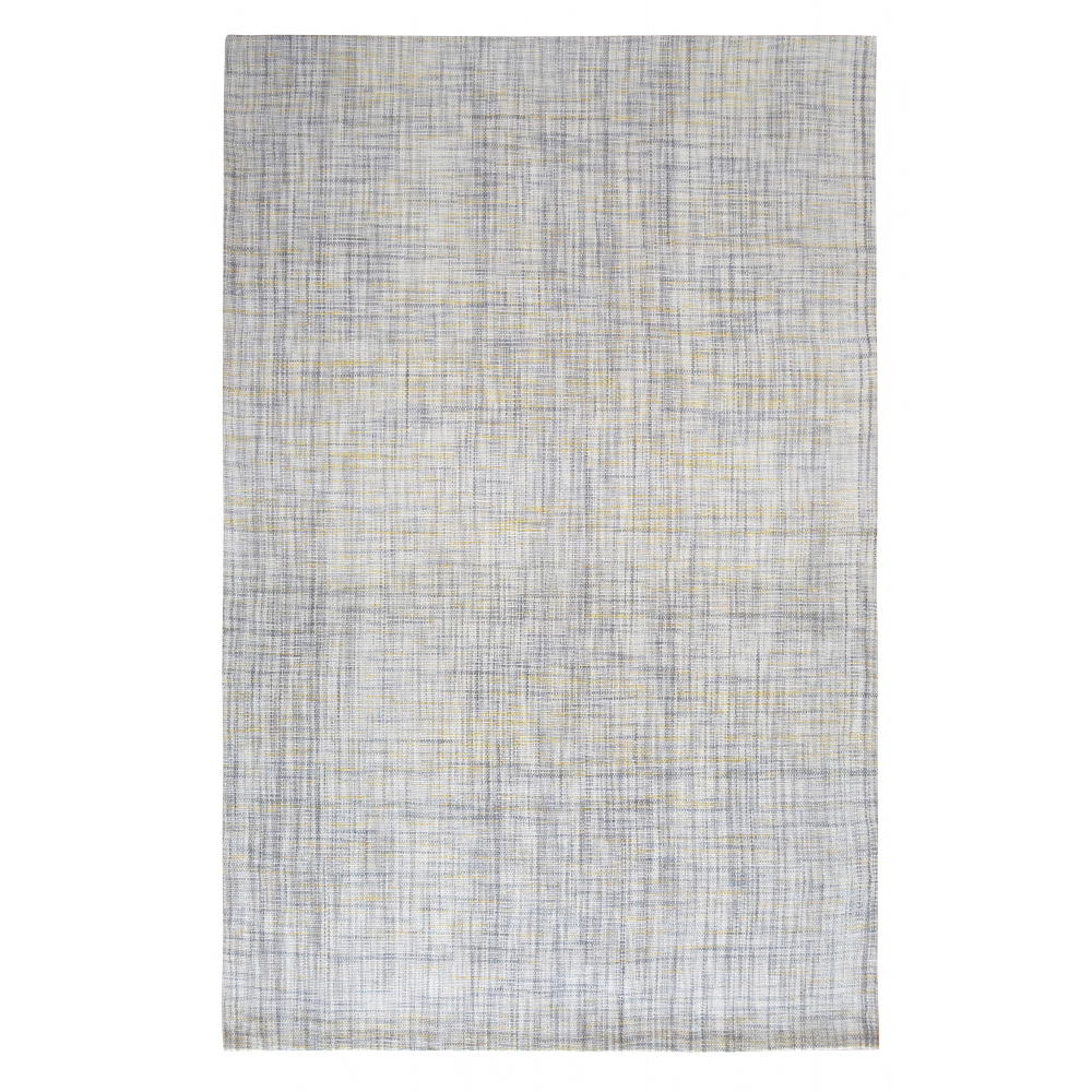 Hamilton Hand-Woven Wool Rug (Colour: Ochre, Rug Size: 160 x 230)