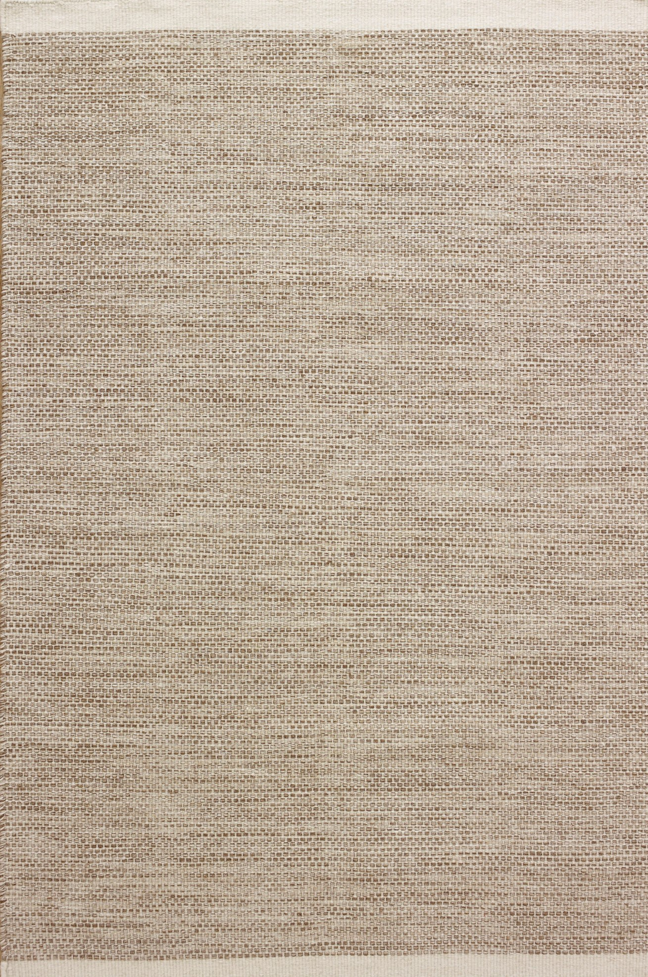 Rep Hand-Woven Flatweave Rug (Colour: Brown, Rug Size: 160 x 230)