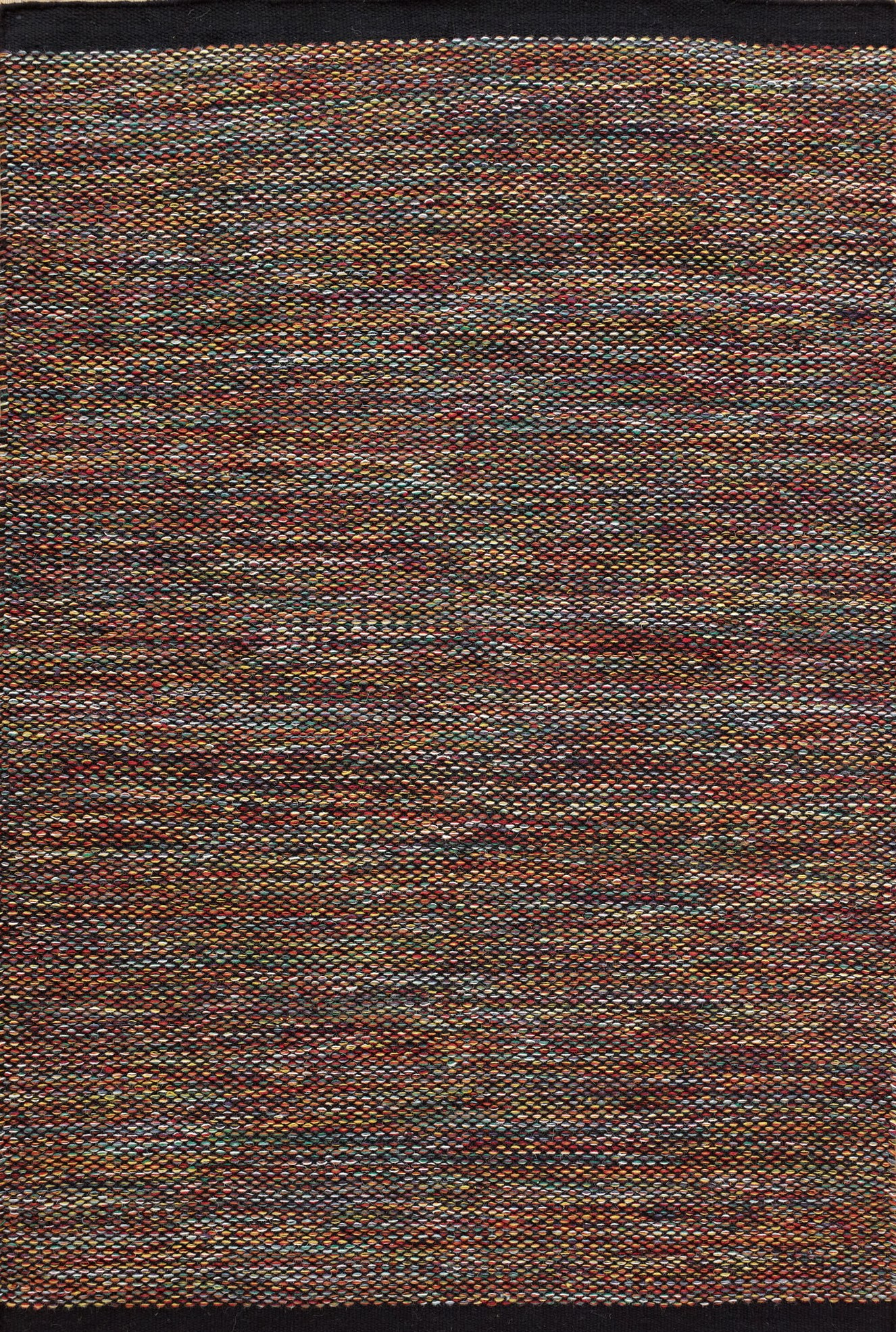 Rep Hand-Woven Flatweave Rug (Colour: Multi-Coloured, Rug Size: 160 x 230)