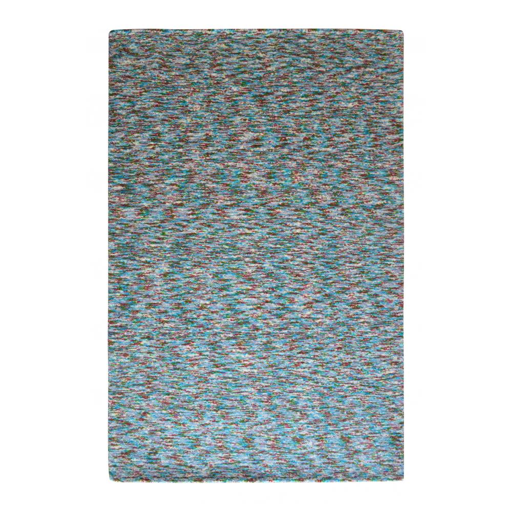 Zen Handloom Wool Rug (Colour: Plum, Rug Size: 160 x 230)