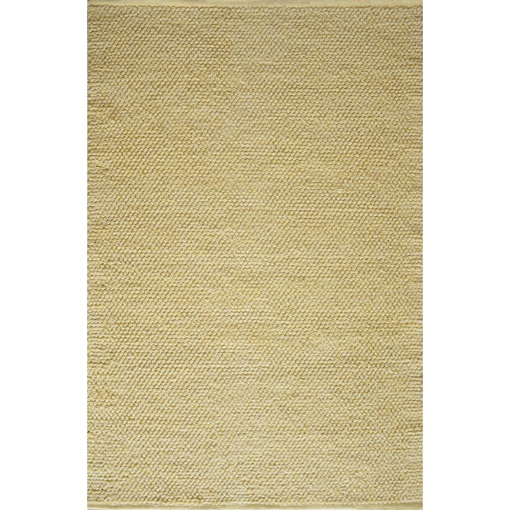 Zola Hand-Woven Flatweave Rug (Rug Size: 160 x 230, Colour: Ochre)