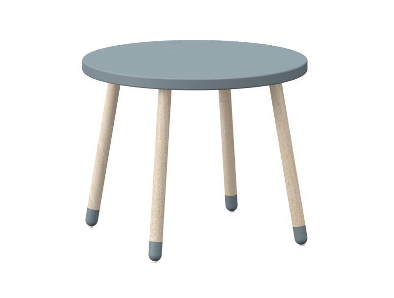 flexa play table light blue