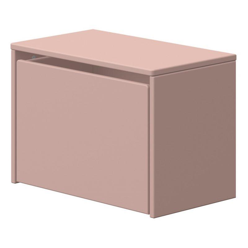flexa storage bench dusty