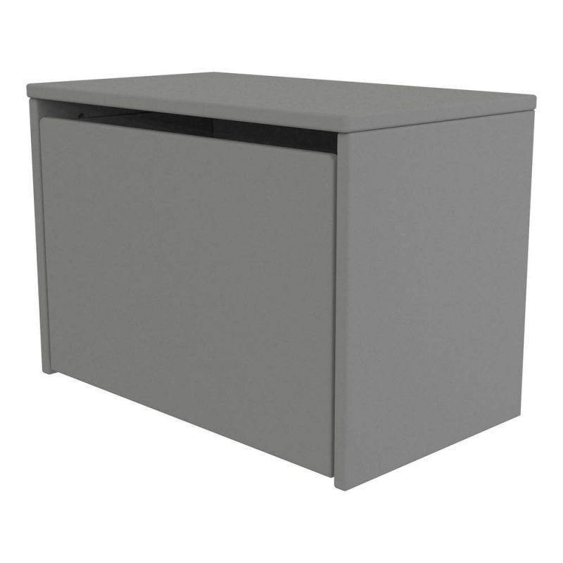 flexa storage bench grey