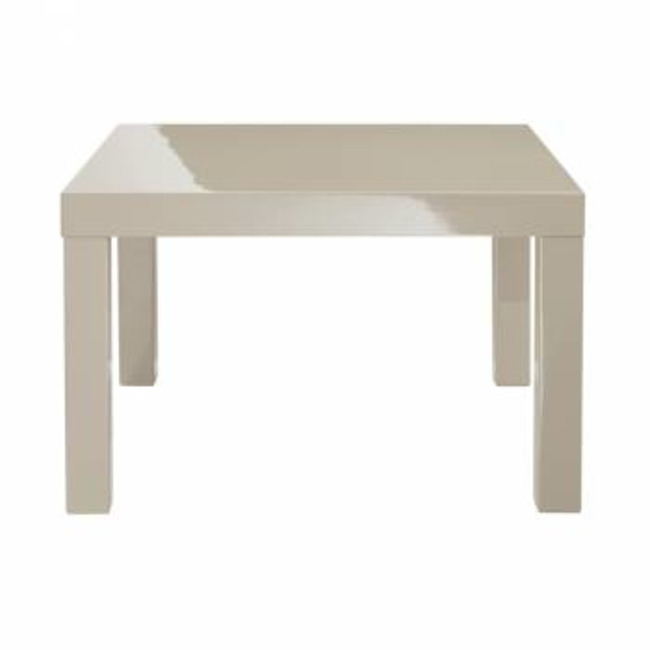 Puro Small Dining Table (Colour: Stone)
