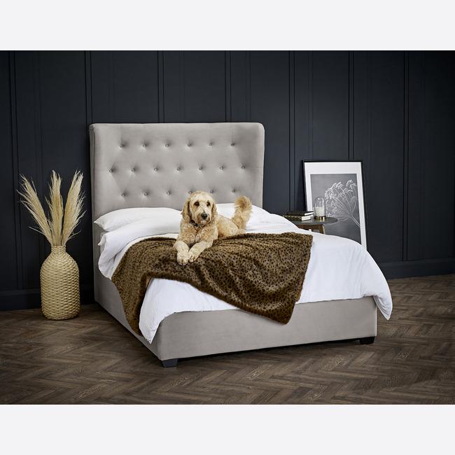 Belgravia Cappuccino Double Bed 2