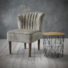 Bella Chair Steel Grey lifestyle