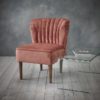 Bella Chair Vintage Pink lifestyle