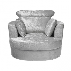 Bliss Large Swivel Silver
