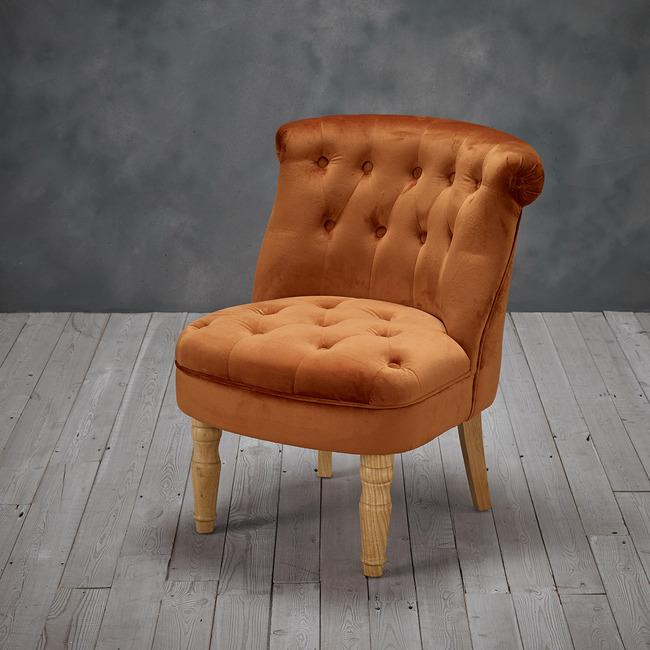 Charlotte Chair Orange
