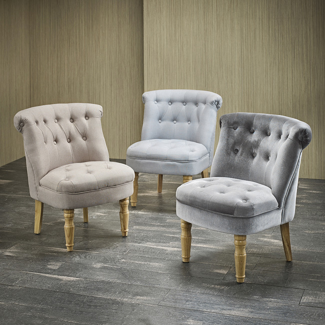 Charlotte Chair Silver LifeStyle