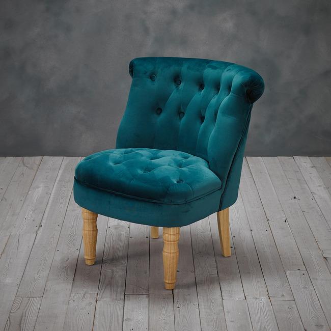 Charlotte Chair Teal