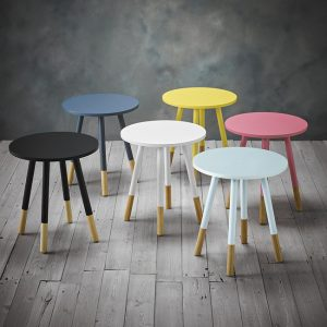 Costa Side Table White LifeStyle