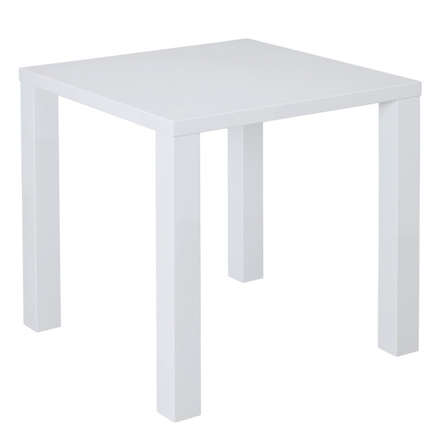 Puro Small Dining Table - White