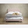 Sorrento Double Bed Pink