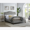 Sorrento Kingsize Bed Cappuccino LifeStyle