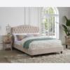 Sorrento Kingsize Bed Pink LifeStyle