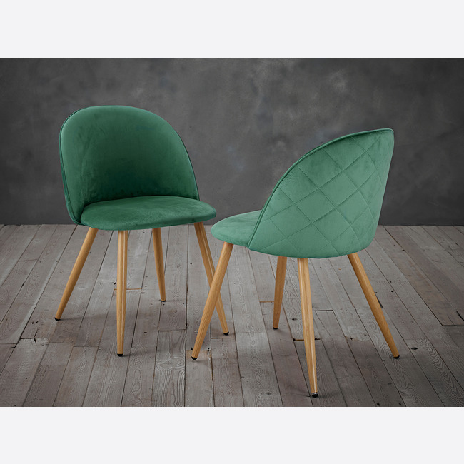 Venice Dining Chairs Green lifestyle